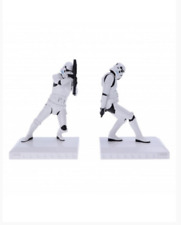 STORMTROOPER BOOKENDS Officially Licensed Star Wars Memorabilia Nemesis FREE 24