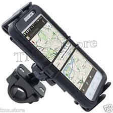 Motorcycle & Bike Handlebar Mount Adapter for Samsung Galaxy Note 5 4 3 ARKSM632