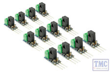 DCD-SDC12 DCC Concepts Solenoid Decoder Converter - 3 Wire to 2 Wire DC (12)
