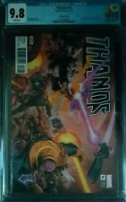 Thanos #16 CGC 9.8  Variant 3rd Print SILVER SURFER