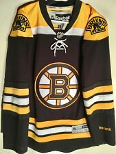 Reebok Premier NHL Jersey Boston Bruins Team Black sz M