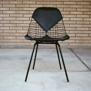 Authentic Herman Miller Wire Chair / DKX / DKR / Eames