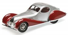 Talbot lago t 150-c-ss coupe (red/silver) 1937