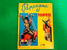 Fumetto umoristico - PAPPAGONE POMPIERE - Gallo rosso editrice 1967