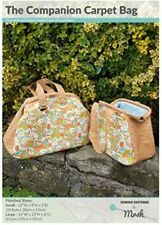 Sewing Patterns by Mrs H Companion Carpet Bag Sewing Pattern