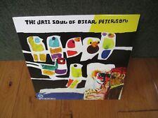 OSCAR PETERSON The Jazz Soul Of Oscar Peterson vinyl lp
