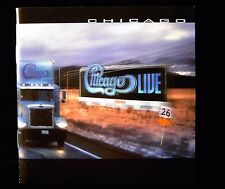 RARE Chicago XXVI Live In Concert 1999 CD (cd has scratches but plays fine)