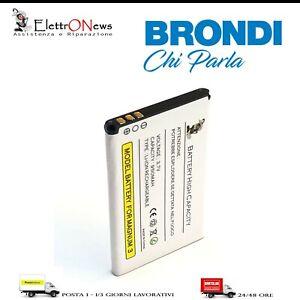 Batteria per brondi magnum 3 per brondi Amico numero 1 amico uno 3.7V 950 mAh