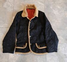 Kids quilted barbour jacket xxs 2/3