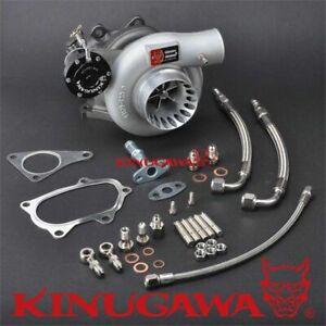 "Kinugawa Billet Turbocharger 3"" For SUBARU ~08 Impreza WRX Forester TD05H-18G-8"