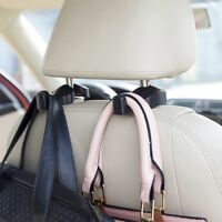 2pcs Car Accessories Back Seat Hook Purse Bag Hanging Hanger Holder Universal
