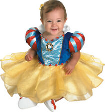 Disney Infant Dress Up Snow White Costume for Babies 12-18 Months