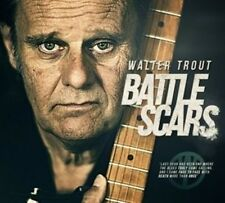 Walter Trout - Battle Scars [New CD] UK - Import
