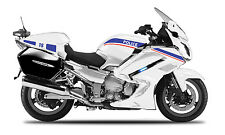 Moto BMW R 1200 RT Police Trânsito - 1/18 Maisto