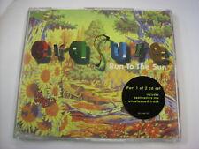 ERASURE - RUN TO THE SUN - CD SINGLE CD1 NEW UNPLAYED 1994