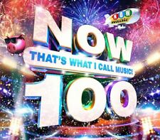 Brand New NOW That's What I Call Music! 100 - Various Artists CD Album Free PP