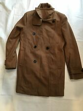 Codes Combine for Men Carmel Jacket  Brown Black Buttons New w/ Tags Coat