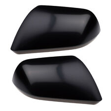 2015 2016 Ford Mustang Unpainted Side View Mirror Back Cover Caps Right Left OEM