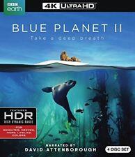 Blue Planet II (4K Ultra HD UHD With Blu-Ray) NEW