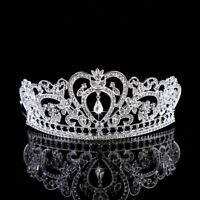 Women Girls Wedding Leaf Crystal Hair Band Headband Hoop Tiara Crown headpiece▁
