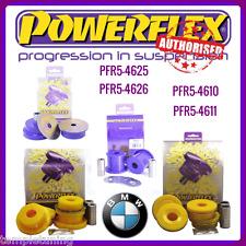 Powerflex Rear Subframe & Diff Bushes Kit Pfr5-4625/4626/4610/4611 For Bmw X3
