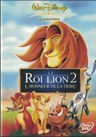 DVD LE ROI LION 2 L'HONNEUR DE LA TRIBU WALT DISNEY