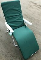 CUSHION / PAD FOR GARDEN SUN LOUNGER / RELAXER ADJ RECLINER CHAIR- REPLACEMENT