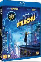 Pokemon Detective Pikachu Blu Ray