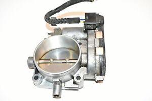 02-07 Mercedes-Benz ML500 Throttle Body Assembly 03 04 05 06
