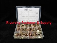 GRADE 8 BOLT, NUT AND WASHER ASSORTMENT / KIT   334 pieces COARSE THREAD