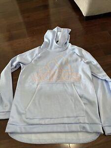 Adidas womens junior size M hoodie