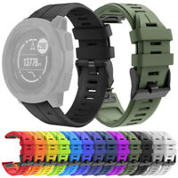 22MM Quick Release Silicone Sport Watch Band Wristband Strap for Garmin Instinct