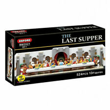 [Oxford] Lego BM3521 The Last Supper Block Brick Jesus and 12 Apostles⭐Tracking⭐