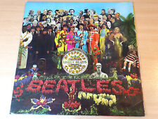 Ex -/EX!!! Beatles/sgt pepeprs Lonely Hearts Club Band/1967 Estéreo LP + INSERT
