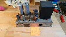 Dynatron lf44a el90  vintage valve  amp ,original  metal chassis