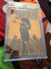 Walking Dead #1 2013 Wizard World signed Norman Reedus CGC Signature Series 9.8
