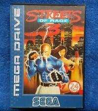 STREETS OF RAGE 3 - Sega MegaDrive - RETRO SALE - PAL - COMPLETE MEGA DRIVE GAME