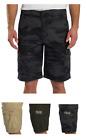 NWT Unionbay Men's Medford Lightweight Cotton Cargo Shorts - VARIETY