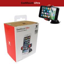 ExoMount Ultra Car Mount Holder Suction iPhone X 8 7 6 6S Plus Samsung - EXOGEAR
