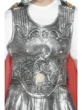 Romano Armour Pectoral Adulto Para Hombre Smiffys Fancy Dress Costume Accesorio