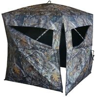 Camo Pop Up Hide Decoying Photography Bird Watching Hunting Shooting Tent 472