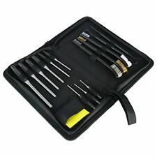 All-In-One Gun Cleaning Kit+ Grip Roll Pin Punch Tool Set, Easy to Use 15PCS CA