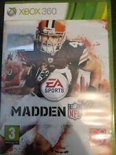 Madden NFL 12 Microsoft Xbox 360 - OVP + Disc - Xbox360 Spiel