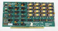 G. Morrow Thinker Toys SYNCHROFRESH VIII Econoram III 8K RAM S-100 Board - 1977