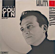 ++PATRICK COUTIN lolita/comme un animal THE BRAIN MAXI 1988 CLEVER NM++