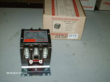 Honeywell Magnetic Contactor #R4234B 1054 120V Ctrl Circuit 60A Full Load (NIB)