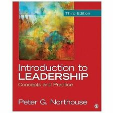 Introduction to Leadership: Concepts and Practice by Northouse, Peter G.