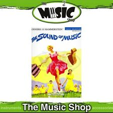 New The Sound of Music Vocal Selections Music Book - Revised Edition
