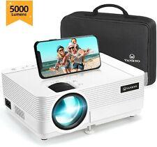 "vankyo Proiettore 720P 5000 Lumen, Videoproiettore Display da 250"" HiFiTV"