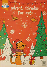 CAT Advent Calendar Good Girl Novelty Christmas 24 Festive Treats for your CATS